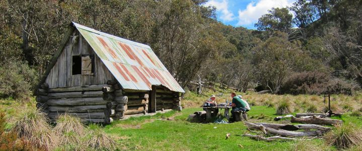 High Country Huts