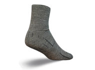 "SOCKGUY 4"" Wooligan Charcoal"