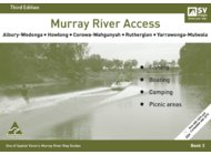 Spatial Vision Murray River Access Guides
